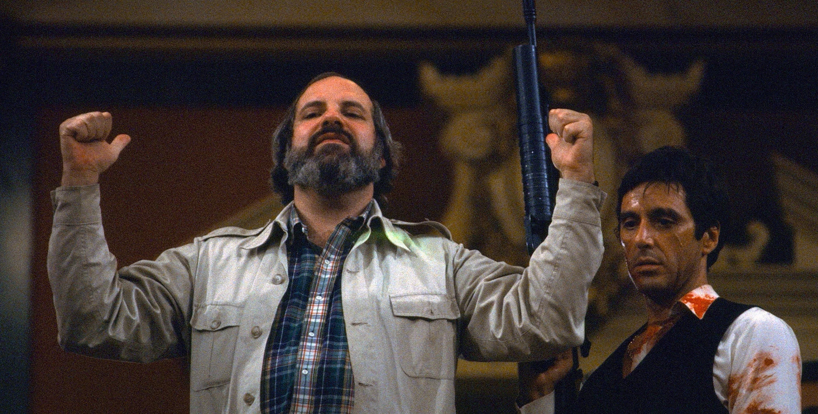 Celebrate director Brian De Palma