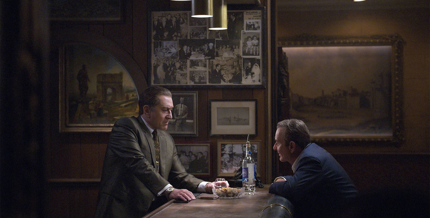 THE IRISHMAN, directed by Martin Scorsese